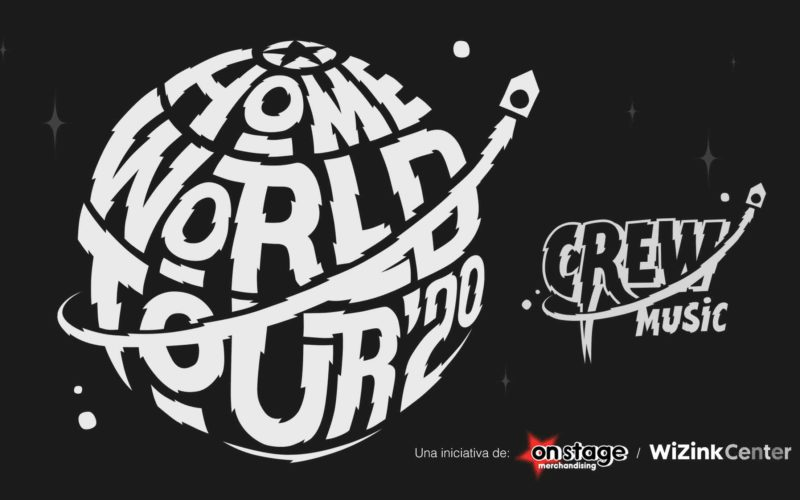 HOME WORLD TOUR 2020